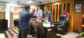 DPRK Lhokseumawe Lakukan Sidang Paripurna Atas Kunjungan ke Luar Daerah